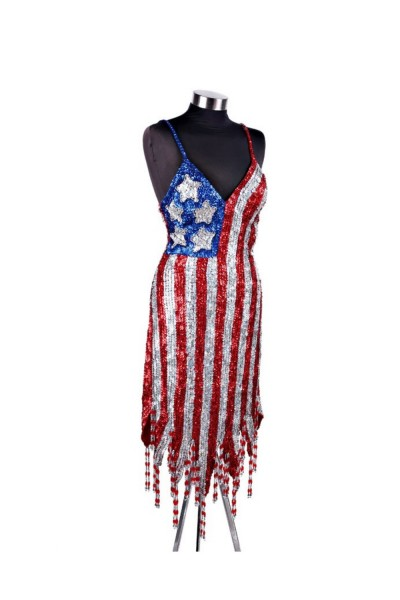 US Flag Dress