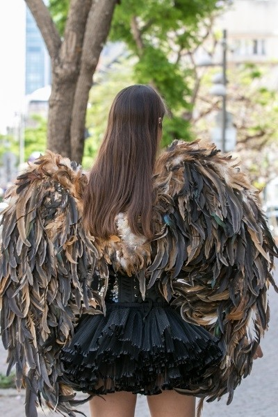 Coque Feathered Wings