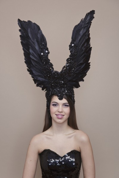 Feathered Eagle Headpiece